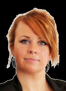 Sara Jelstad indehaver af Jelstad Hairdesign